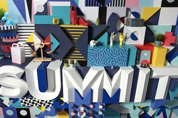 Adobe Summit 2018 Top Down Props