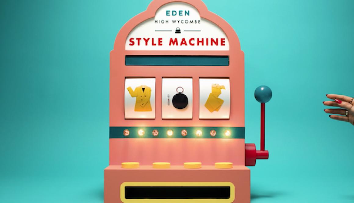 Eden Style machine main