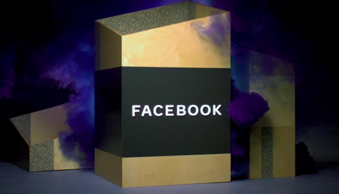 Facebook select 2020